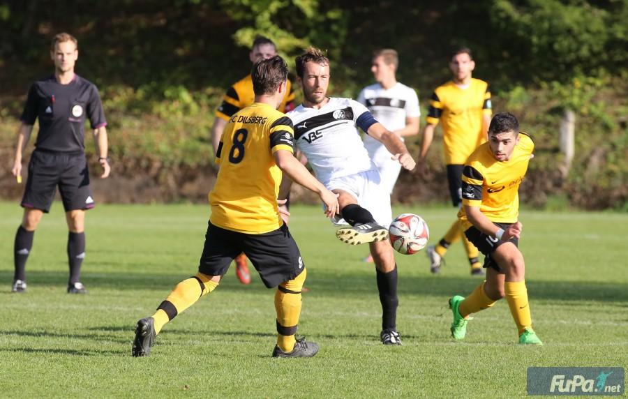FV Nußloch - 1.FC Dislberg Hinrunde15/16
