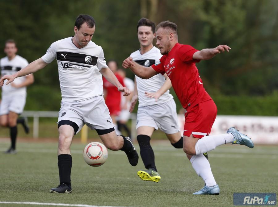 Pokalfinale Saison 15/16 FV Nußloch - 1FC Wiesloch