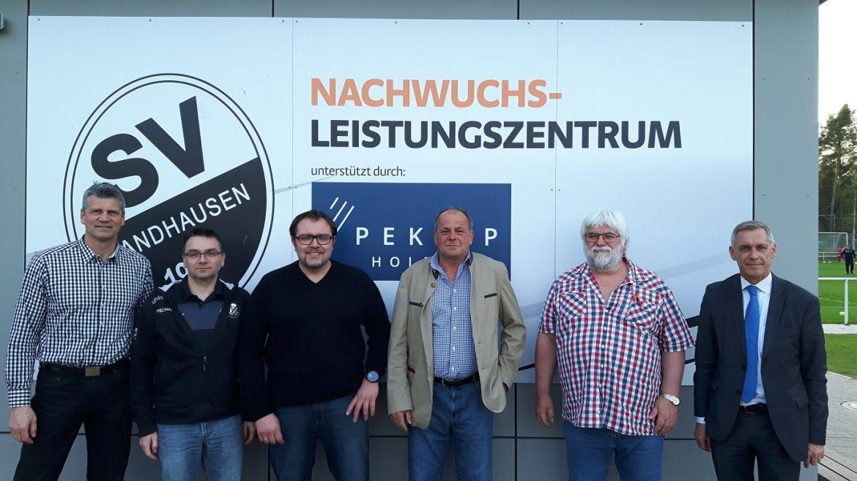 NLZ SVS Kooperation FV Nußloch ab 01.2017