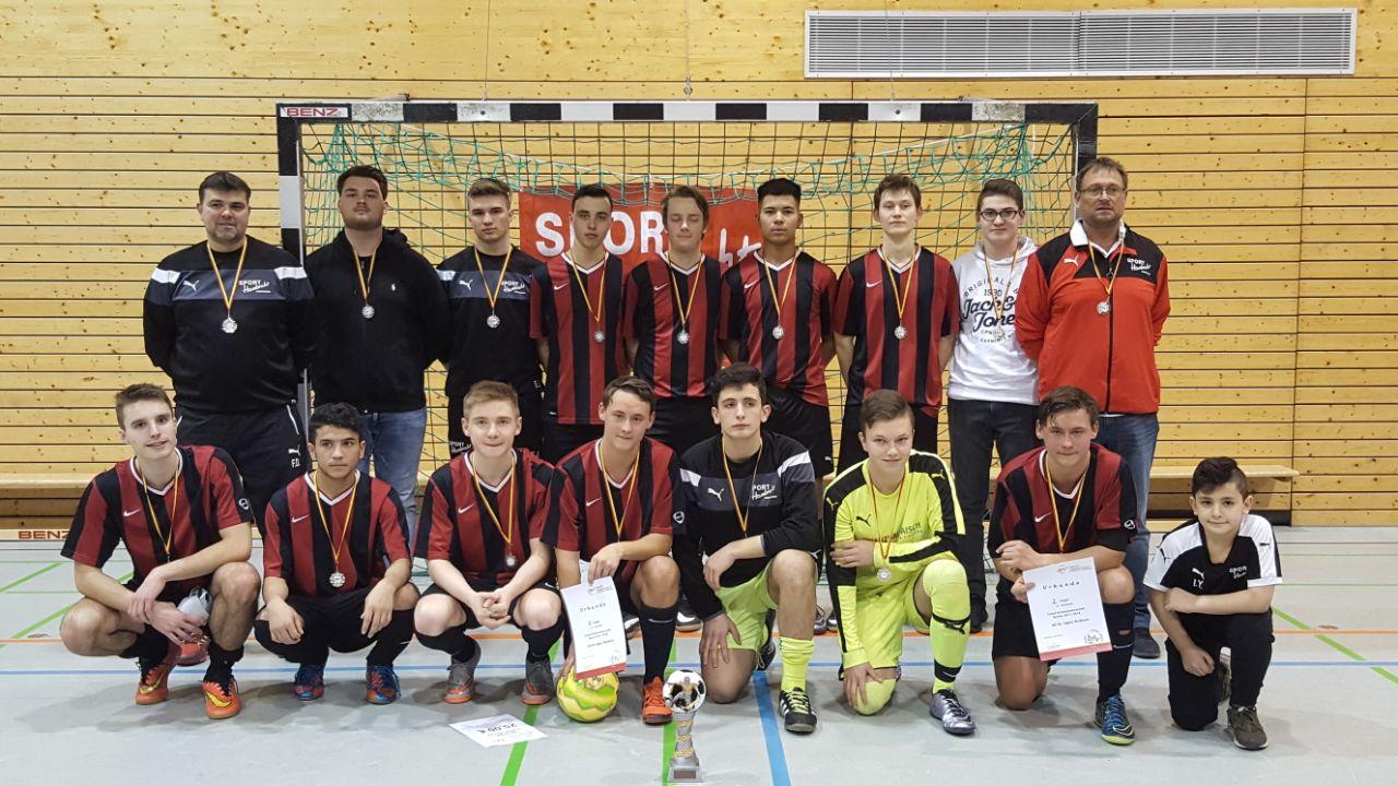 Vize-Kreismeister_Futsal