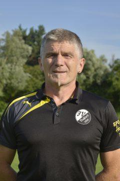 Klaus Rensch Trainer D - Jugend